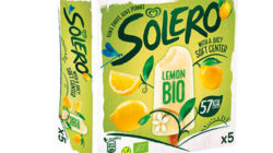 Solero ice cream packaging
