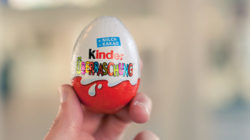 No Kinder Surprise Eggs in the USA for almost 50 years now. The reason: a law adopted in 1938 that prohibits packaging objects inside sweets. Photo: Derek Key / Flickr.com