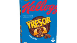 Packaging of Kellogg's Tresor